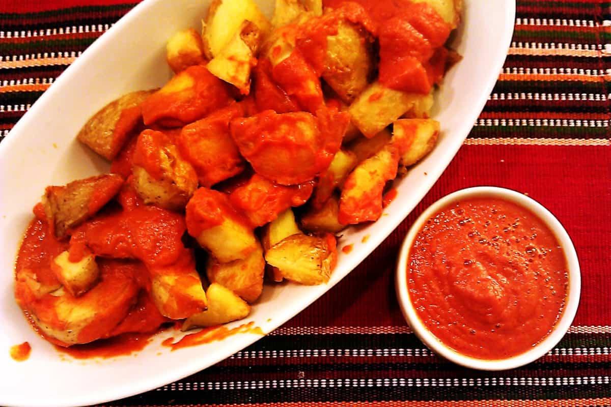 Картофель по-испански
