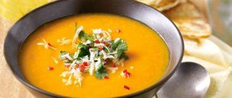 Суп из Тыквы с сыром и семечками. Тарелка супа – залог удачного дня! 19