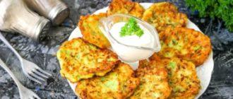 Сырные оладьи - завтрак на скорую руку. Проще простого! 2