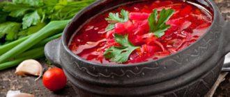Украинский борщ: так вкусно готовили только наши мамы 9