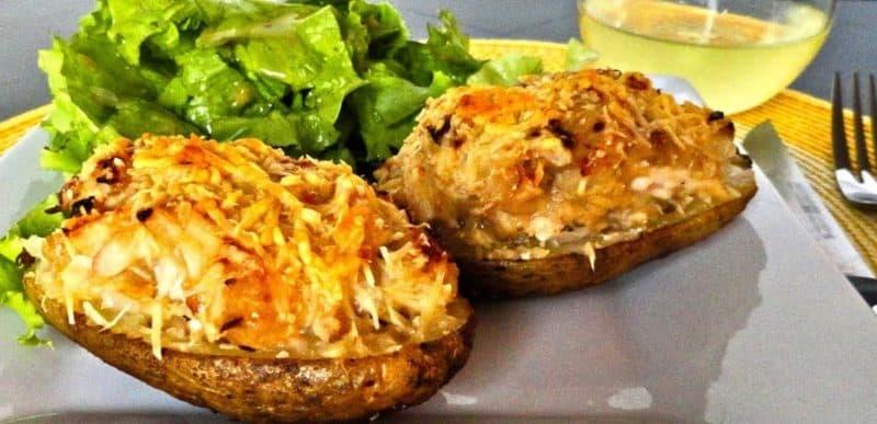 Картошка в духовке: вкусный домашний рецепт.