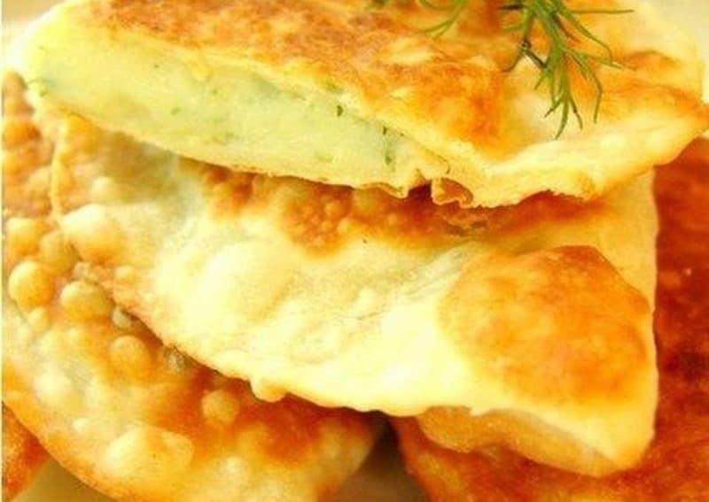 Чебуреки с сыром и картошкой – желанные гости на вашем столе 2