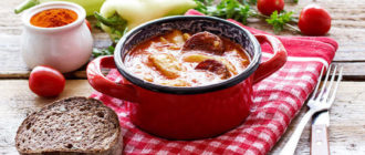 Венгерский гуляш: как на завтрак, так и на обед. 4