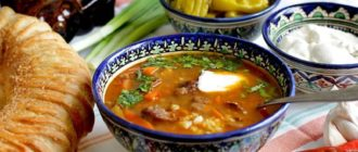 Суп харчо: настоящий грузинский праздник. Рекомендуем всем 5
