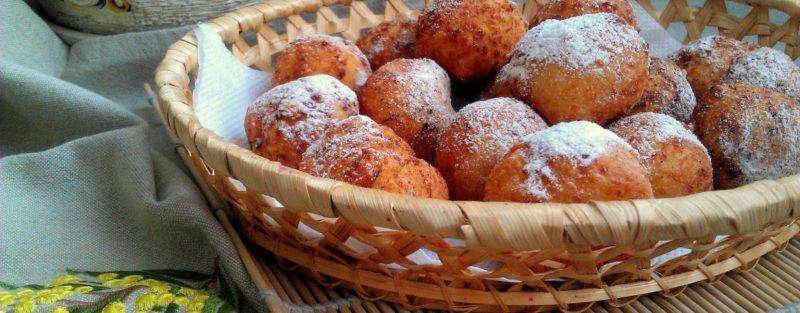 Сырные пончики: секретный рецепт 1