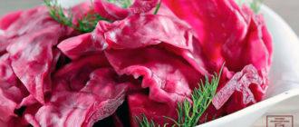 Капуста Пелюстка: вкусная капуста к праздничному столу 7