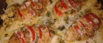 Куриная грудка по-французски: горячее блюдо на каждый день! 15