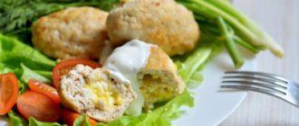Куриные котлетки с сыром: любимые котлетки с сыром Пармезан 9
