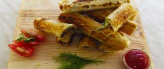 Закуска из лаваша: шикарный рецепт из обычных продуктов! 14