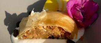 Диетический яблочный десерт - диетические хрустящие пирожные. 10