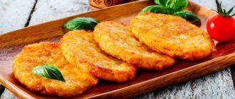 Драники - Белорусские Картофельные Оладьи 3