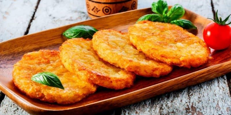 Драники - Белорусские Картофельные Оладьи 1