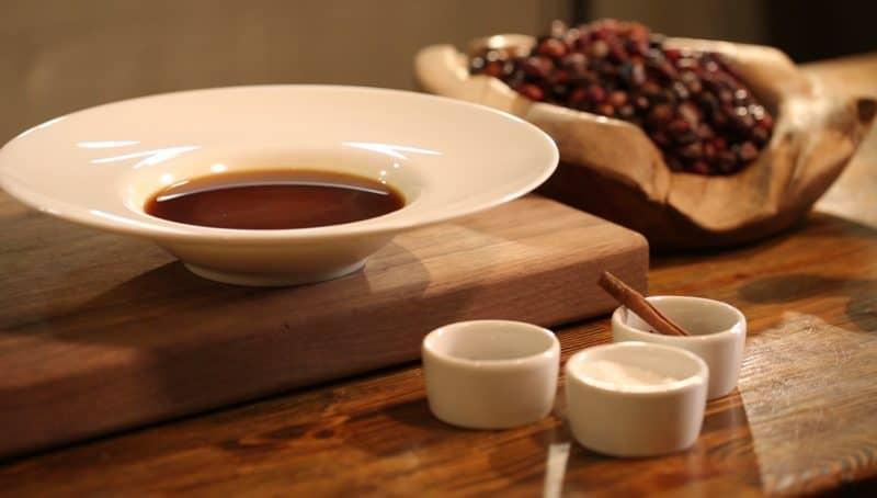 Суп из шиповника