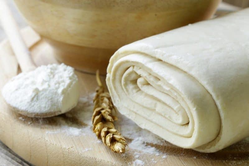 Слоёное тесто - лёгкий рецепт или сказка с хорошим концом 1