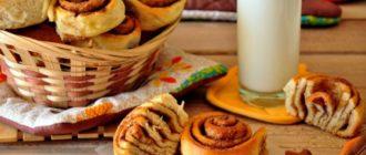 Воздушные, Мягкие и Вкусные Булочки из Дрожжевого Теста – готовим дома. 4