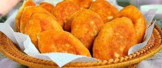 Пирожки на кефире: легкие и воздушные, вкусные и ароматные! 8