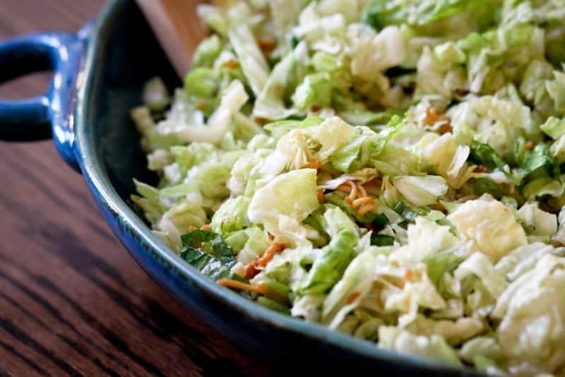 Салат с селедкой и пекинской капустой - вкусно, быстро и просто! 1