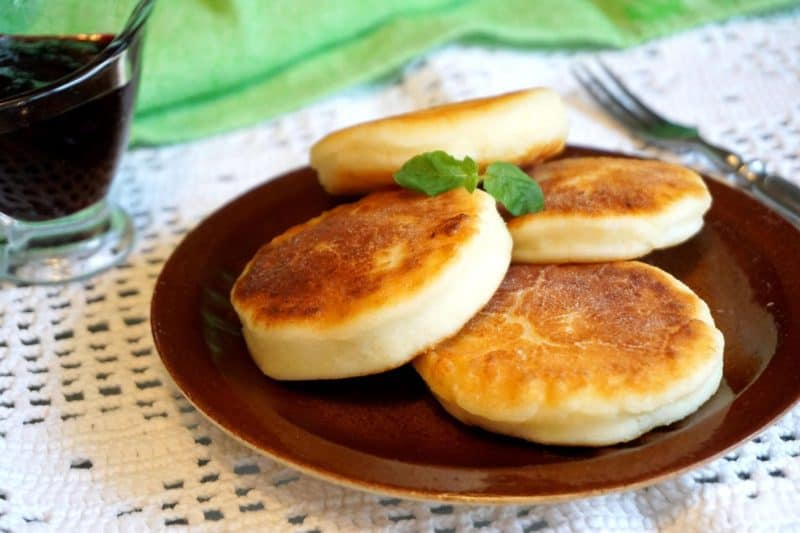 Сырники без муки: диетические 1