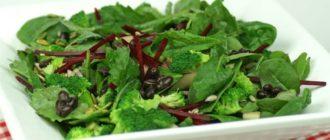 Салат из свеклы: витаминный салат за пять минут 7
