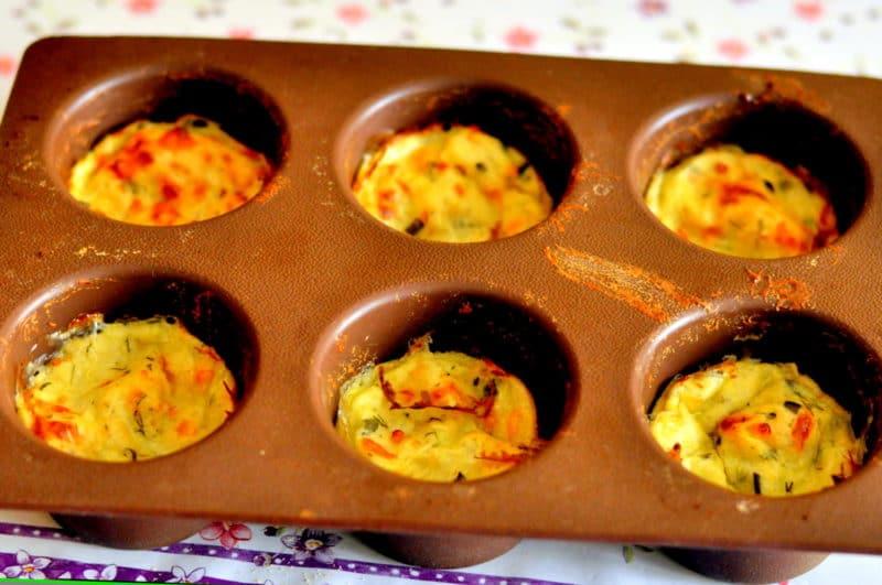 Вкусное блюдо из кабачков – кабачковые чудо кексы