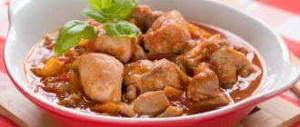 Тушеная курица в соусе: всем хозяйкам на заметку 15