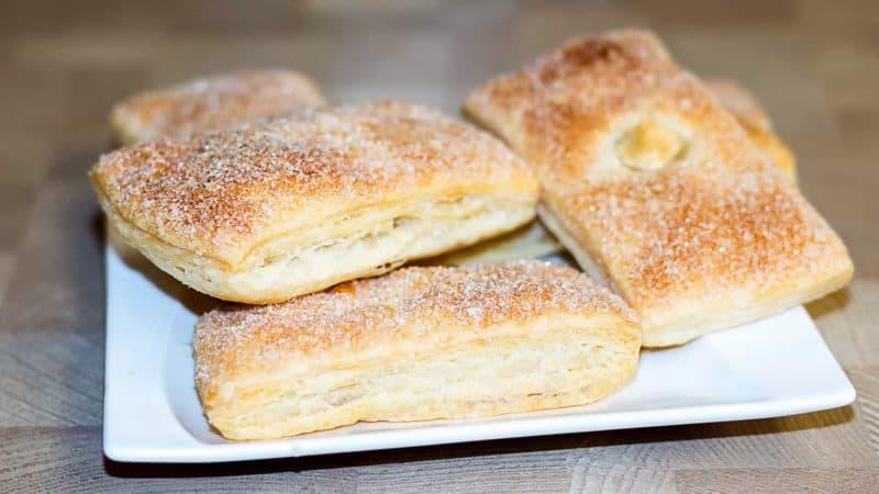 Хрустящее, вкусное печенье на кефире. Приготовь и съешь! 1