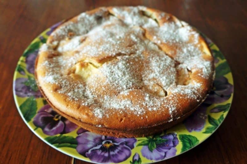 Пирог на кефире: можно готовить хоть каждый день! 1