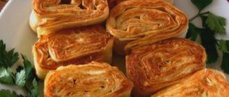 Рулетики из лаваша с курицей и плавленым сыром: готовятся быстро, съедаются еще быстрее 4