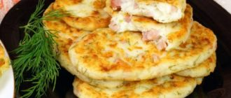 Лепешки с колбасой и сыром: бюджетное блюдо для всей семьи 14