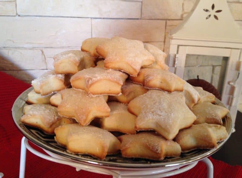Печенье на сметане: очень вкусно и просто. 1