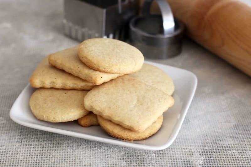 Печенье на сметане: очень вкусно и просто.