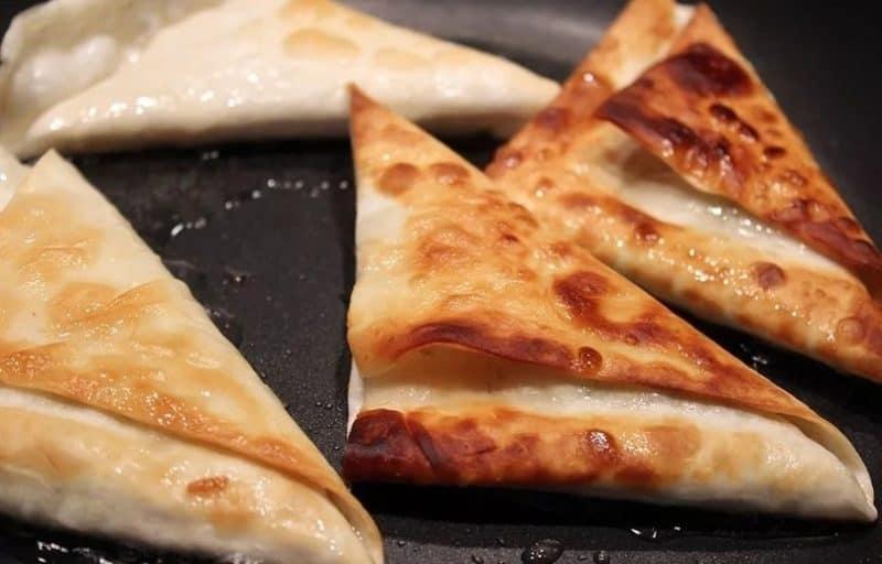 Ленивые пирожки из лаваша: быстрое приготовление, вкусная еда 1