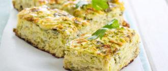 Быстрая лазанья из кабачков – готовим без заморочек 14