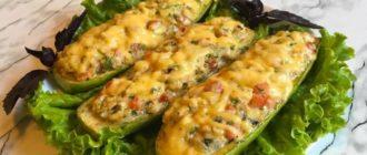 Кабачки с сыром: отличный деликатес за 30 минут 4