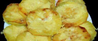 Кабачки в панировке с сыром: пальчики оближешь! 5