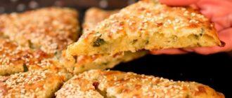 Быстрые Вкусные Лепешки на Кефире – на завтрак, обед и ужин 5