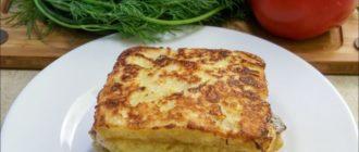 Бутерброды с фаршем: вмиг сметают со стола 13