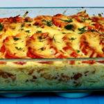 Запеканка из кабачков: готовится быстро, съедается еще быстрее! 13