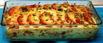 Запеканка из кабачков: готовится быстро, съедается еще быстрее! 6
