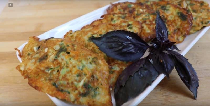 Котлеты из кабачков: самый вкусный рецепт (Видео) 1