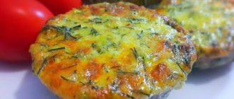 Очень вкусная чесночная картошка, запеченная в духовке – великолепный гарнир 7
