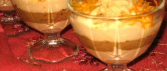Вкусный десерт из печенья – готовится 5 минут, съедается еще быстрее 12