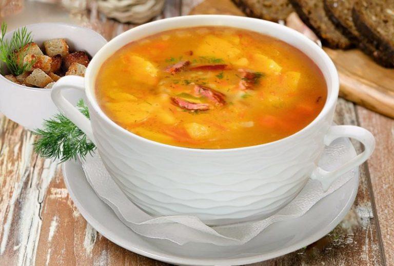 сила картинка горохового супа одной самых