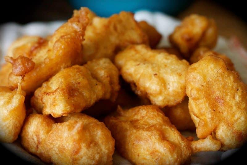 Жареная маринованная рыба: мясо аж тает во рту