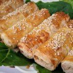 Куриные трубочки из лаваша: от которых трудно отказаться 13