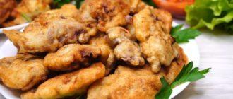 Куриная печень в кляре: вкусный ужин на каждый день 14