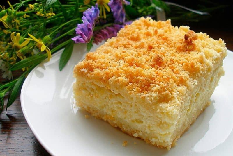 Пирог с творогом: настоящее наслаждение 1