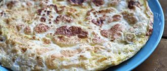 Пирог из лаваша на сковороде: всего за 10 минут. Вкусный завтрак для всей семьи 3