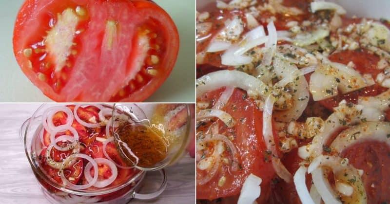 Помидоры в банке: вкусная и ароматная закуска из помидоров 6
