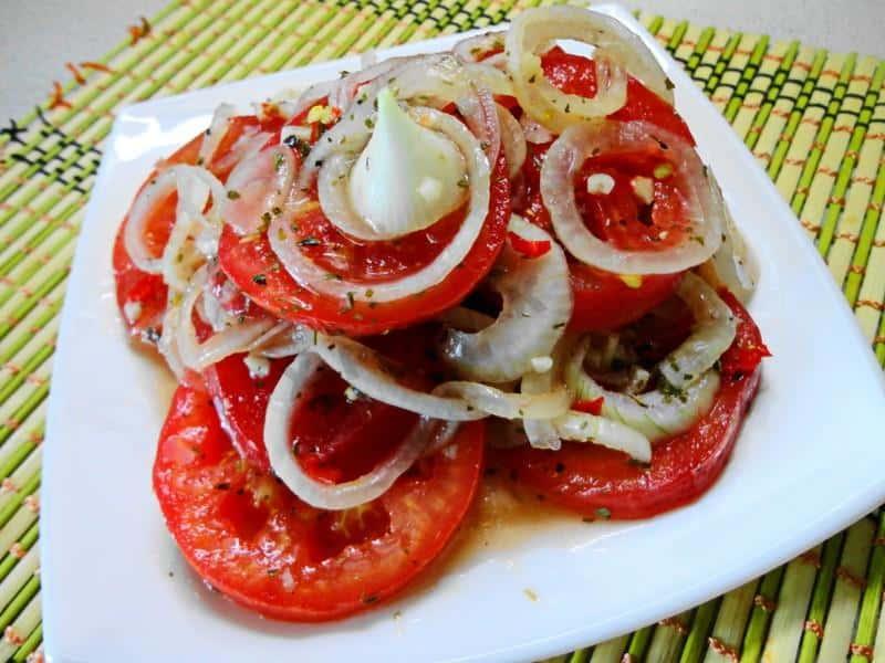 Помидоры в банке: вкусная и ароматная закуска из помидоров 8